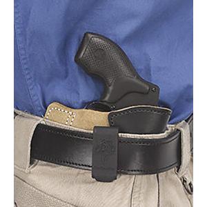 Desantis Gunhide Pocket-Tuk Right-Hand Pocket  Holster for Glock 42/Kahr Arms PM9, PM40, PM45 in Natural - 111NAMKZ0