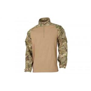 5.11 Tactical Rapid Assault Men's Long Sleeve Shirt in MultiCam - Small
