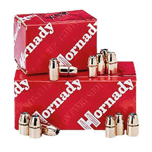 Hornady 9MM Cal 115 Grain Full Metal Jacket Round Nose 100/Box 35557
