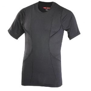 Tru Spec 24-7 Men's Holster Shirt in Black - X-Small