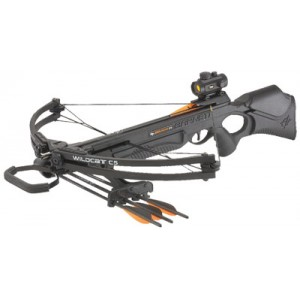 Barnett 78076 Wildcat C5 Crossbow/Red Dot Package Wildcat C5 Hi Definition Camo