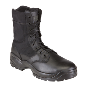 Speed 2.0 8  Boot with Side Zip Color: Black Size: 15 Width: Regular