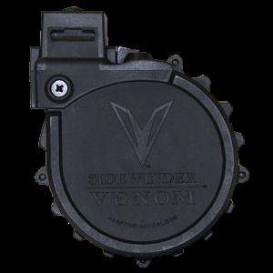 "Adaptive Tactical00902 Sidewinder Venom Drum Mag 12ga - 2.75"" 10rd Blk Composite"