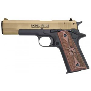 "Chiappa 1911-22 .22 Long Rifle 10+1 5"" 1911 in Tan - 191122TAN"