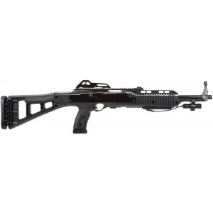 "Hi-Point 40 S&W .40 S&W 10-Round 17.5"" Semi-Automatic Rifle in Black - 4095LAZTS"