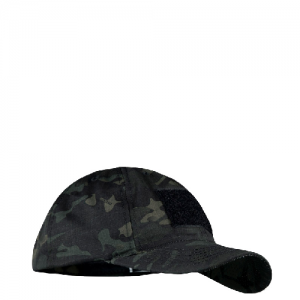 Tru Spec Contractor Cap in MultiCam Black - One Size Fits Most
