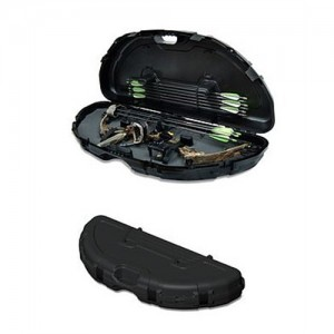 Plano Black Compact Bow Case 111000