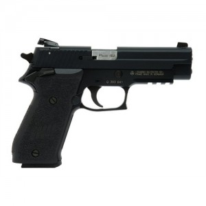 "Sig Sauer P226 Full Size .22 Long Rifle 10+1 4.4"" Pistol in Black Nitron (Adjustable Sights) - 226R22BAS"