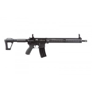 "DoubleStar DSC Always Ready .223 Remington/5.56 NATO 30-Round 16"" Semi-Automatic Rifle in Black - DSCR136"
