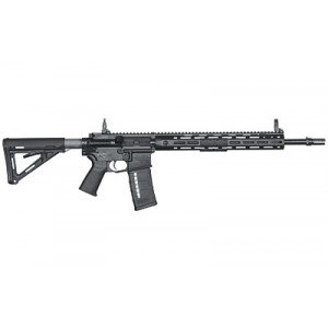 "Knights Armament Company SR 15 .223 Remington/5.56 NATO 30-Round 18"" Semi-Automatic Rifle in Black - KNAC31973"